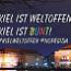 Große Demo in der Innenstadt – Landeshauptstadt zeigt sich #kielweltoffen auf dem Wilhelmplatz