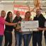 Geld geht an die ZBBS – 3.500 Euro Spendenerlös beim Benefiztag des Bootshafensommer