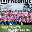 """Fußball-Lesung multimedial – """"11 Freunde"""" zu zweit im Studio Filmtheater"""