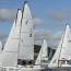 Entscheidungen an der Kiellinie – Deutsche Segel-Bundesliga in Kiel.Sailing.City zu Gast