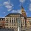 Am ersten Maiwochenende – Flohmarkt und Geranienmarkt unterm Rathausturm