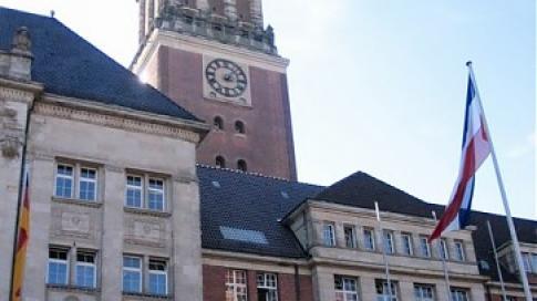 Campanile schweigt - Kieler Innenstadt ohne Glockengeläut