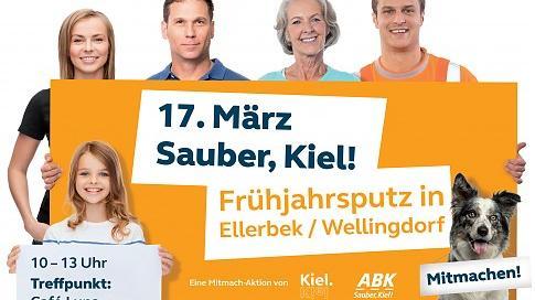 ABK lädt ein - Frühjahrsputz in Kieler Grünanlagen