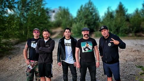 Fördeflüster präsentiert - Zebrahead live in der Kieler Pumpe