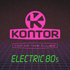 Various Artists – Top Of The Clubs – Electric 80s